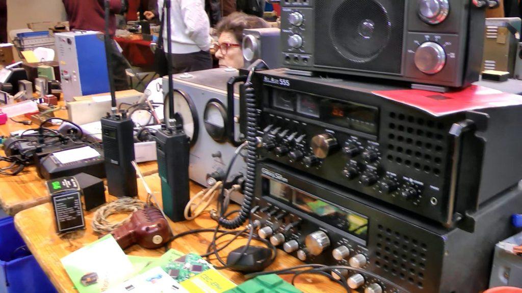 Uno de los puestos de Radiobroc en ediciones pasadas